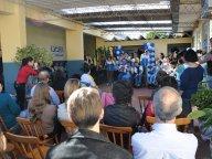 Comunidade prestigia abertura da Semana Especial na APAE