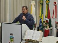 Rafael Tiago Godoy eleito Presidente do Legislativo para o ano de 2019