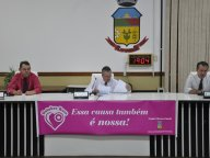 SESSÃO ORDINÁRIA REALIZADA DIA 05 DE OUTUBRO DE 2015