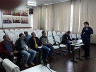 Reunião com CMGE/IBGE aconteceu na Câmara de Vereadores